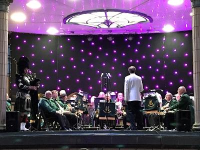 Wealden Brass, Eastbourne Bandstand, 23 May 2018