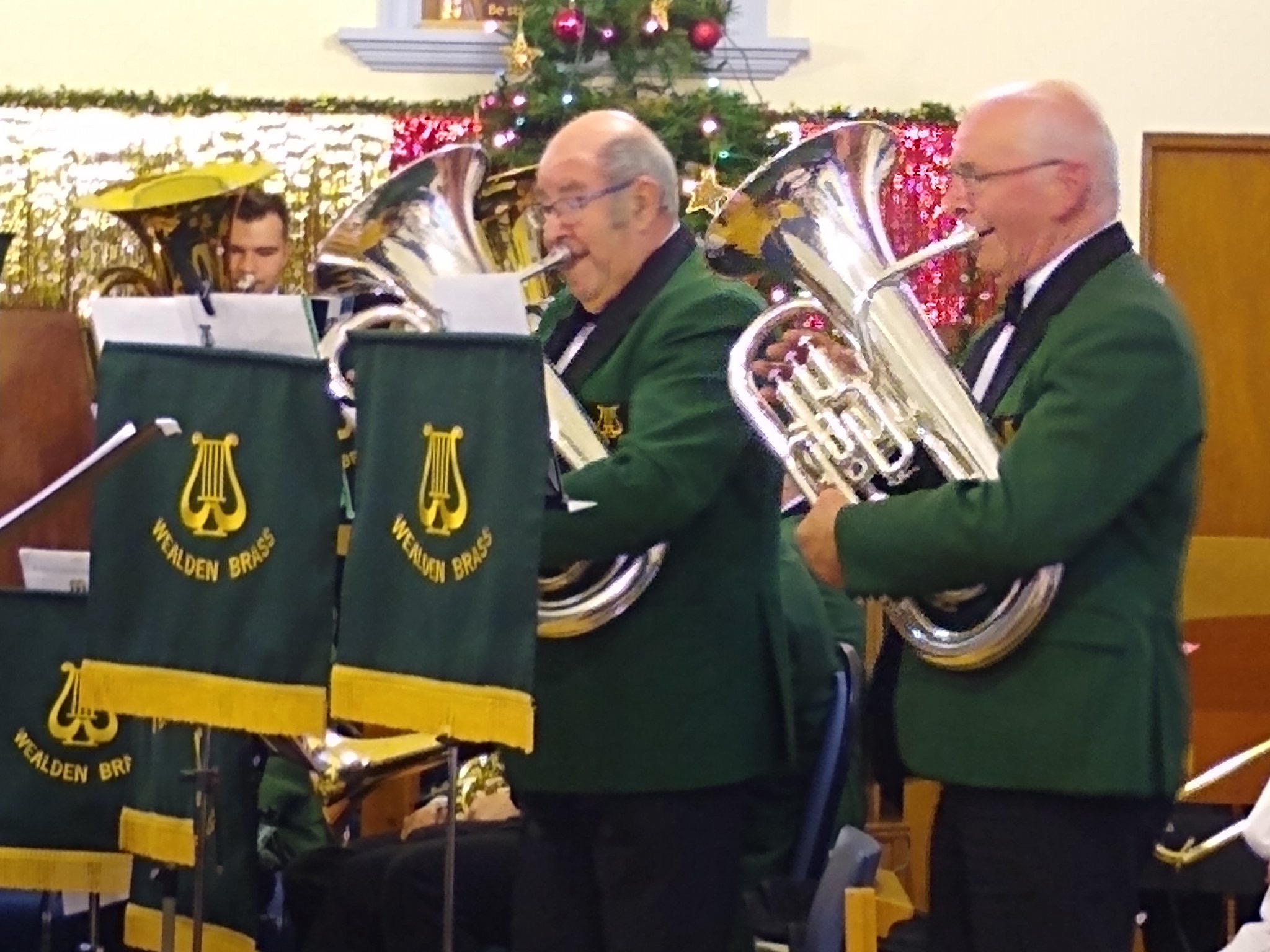 Christmas Concert, Trinity Church, Willingdon, Dec 2019