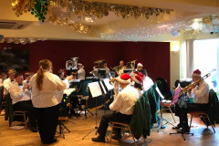 Christmas Concert, Kings Head, Horsebridge, Dec 2019