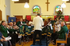 Christmas Concert, Trinity Church, Willingdon, Dec 2019