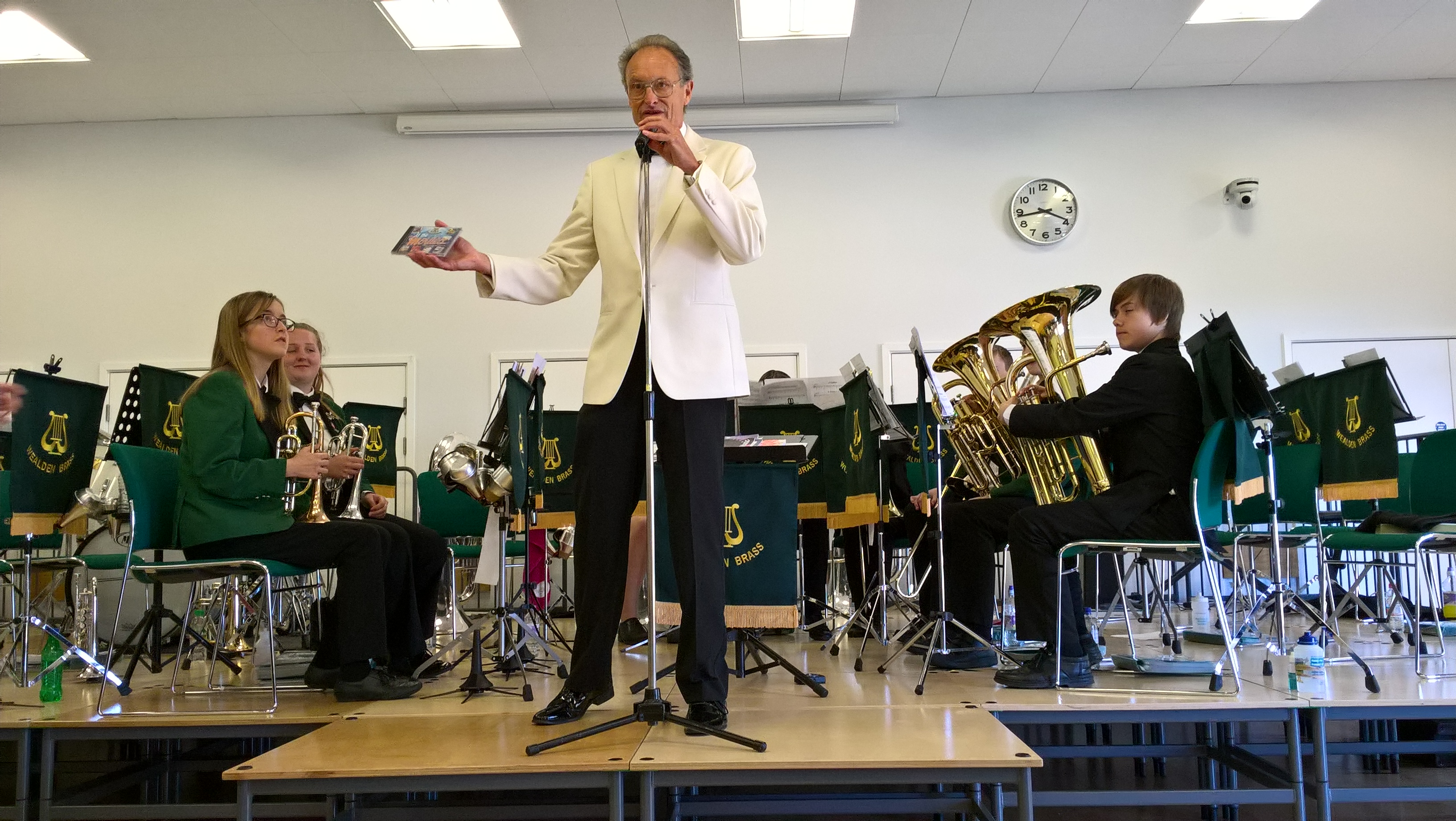 RAFA Wings Appeal Concert, May 2017
