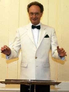 David Padget - Musical Director